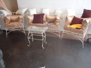 Кованая мебель 4