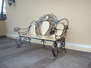 Кованая мебель 5