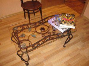 Кованая мебель 6